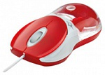 Мышь Trust Liquid Love Mouse Red USB (40/640)